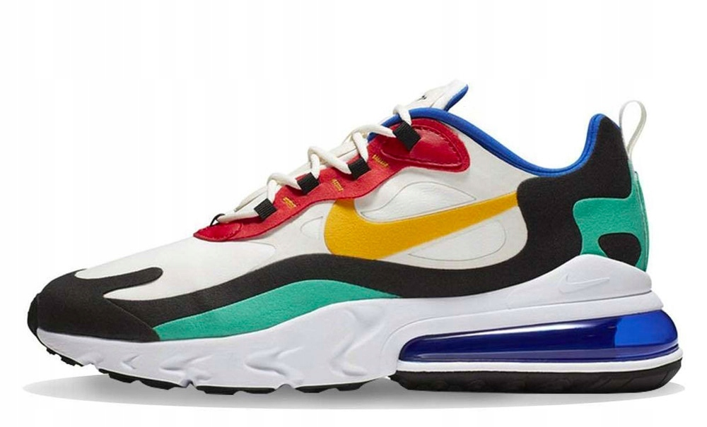NIKE AIR MAX 270 REACT MULTIKOLOR AO4971 002 r. 41