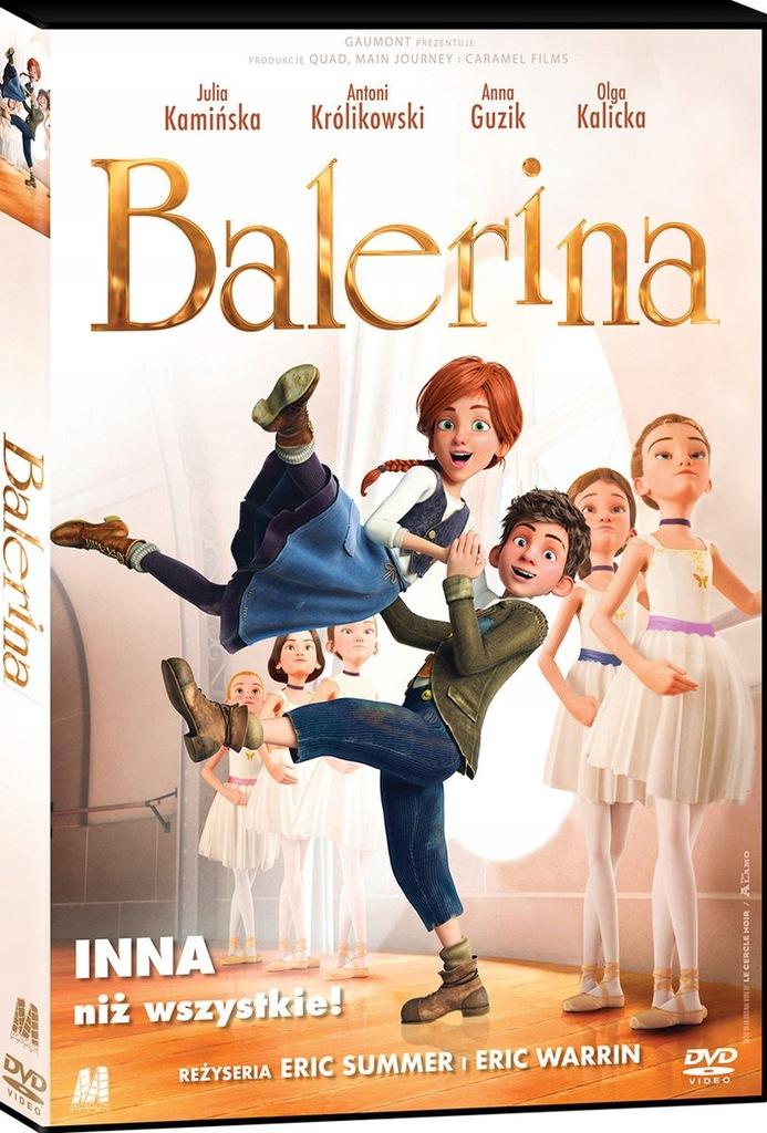 BALERINA [ DVD ]