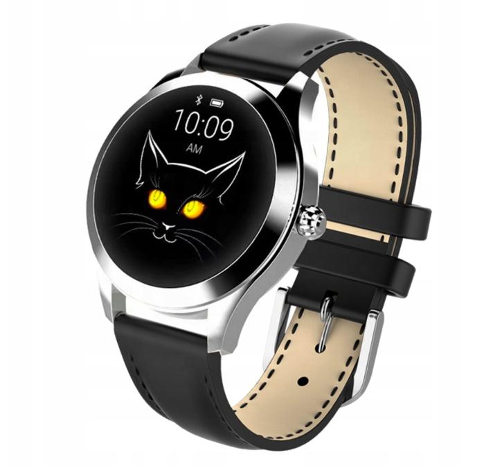 Smart Watch ZEGAREK damski KW10 OLED DESIGN puls