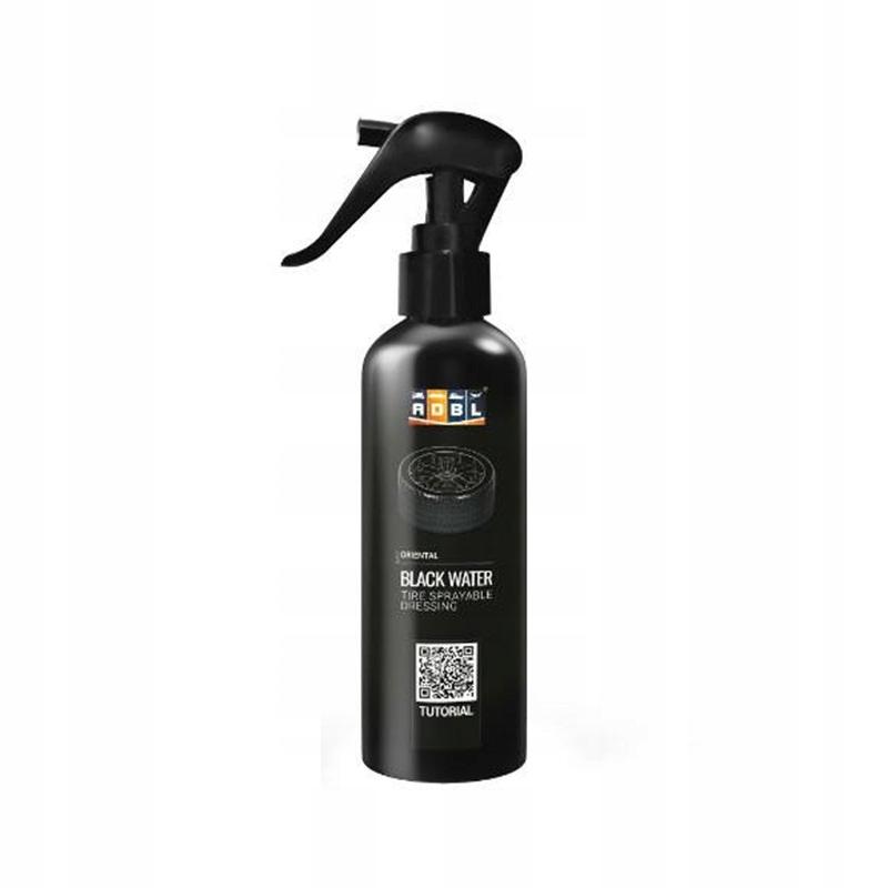 ADBL Black Water 200ml