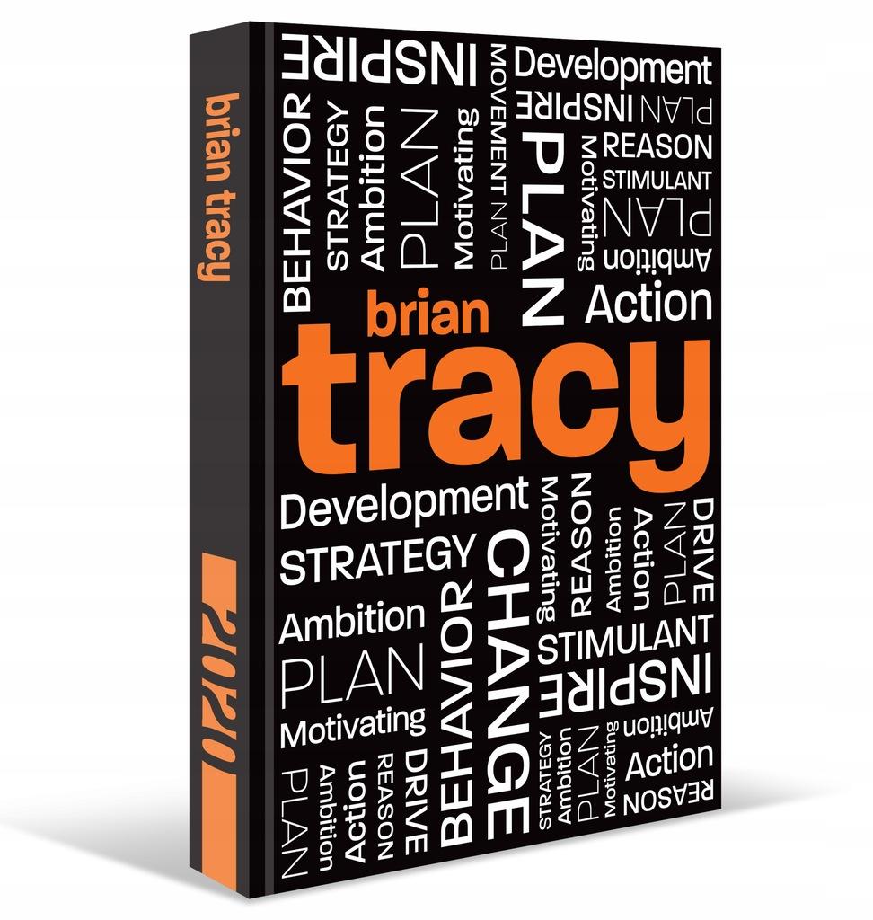 kalendarz książkowy motywacyjny BRIAN TRACY 2020
