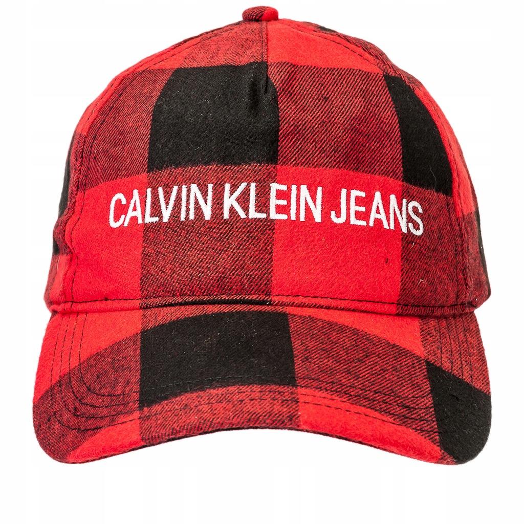 CZAPKA Z DASZKIEM CALVIN KLEIN JEANS K50K50095 OK4
