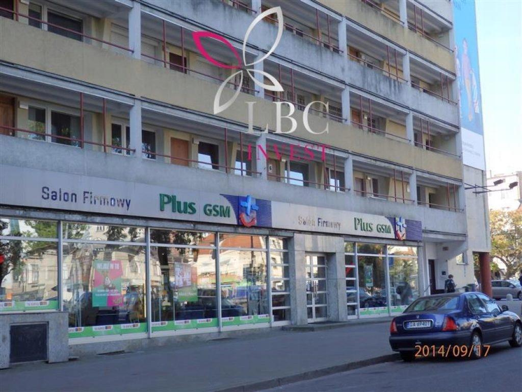 Lokal usługowy, Gdynia, Śródmieście, 330 m²