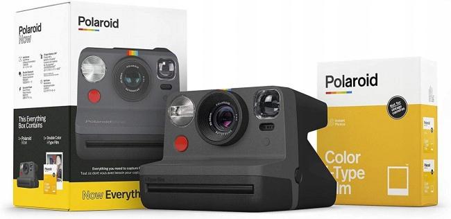 Aparat Polaroid NOW Everythingbox czarny