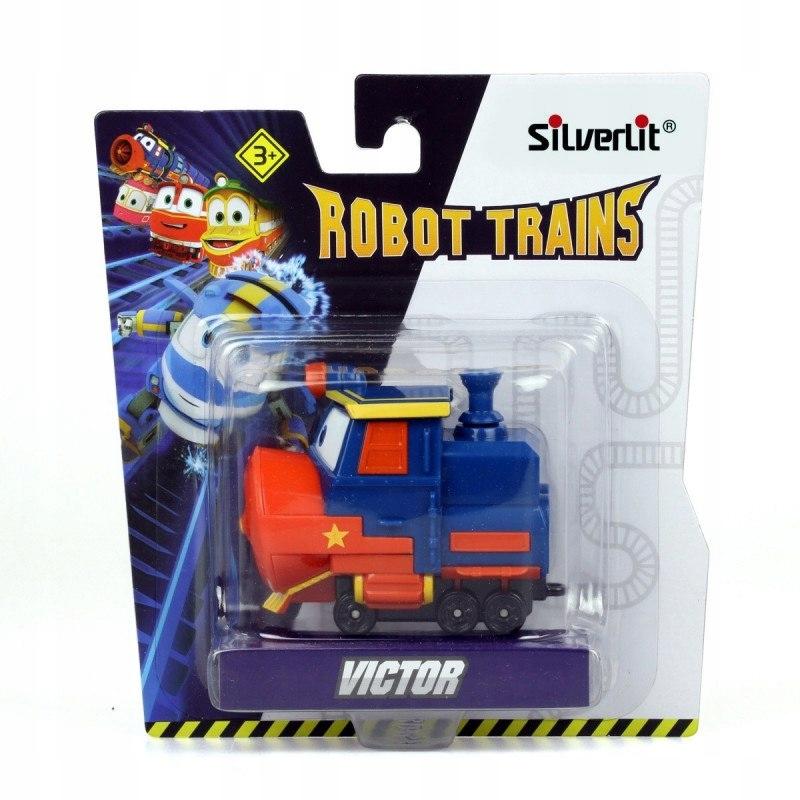 Pociąg Robot Trains Pojazdy MIX