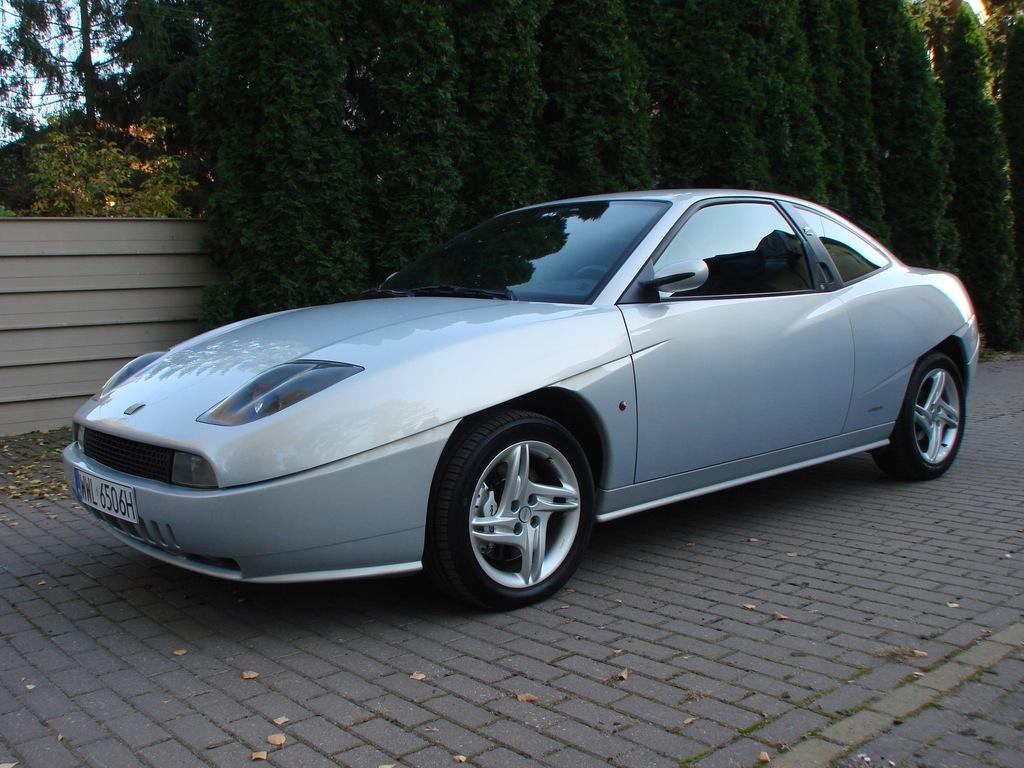 Fiat Coupe 20VT 1999r