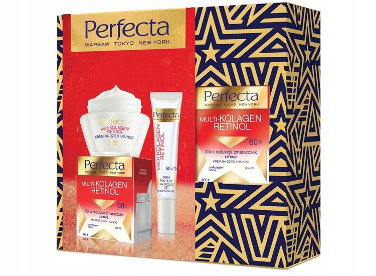 Zestaw Perfecta 60+ Multi-kolagen Retinol