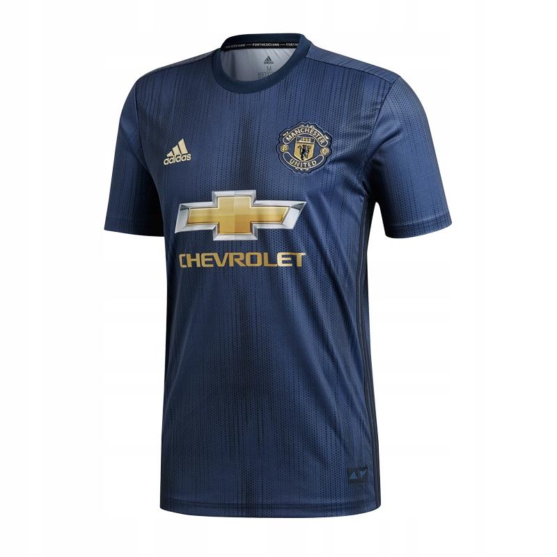 Koszulka adidas MUFC 3 RD Jersey DP6022 r. M