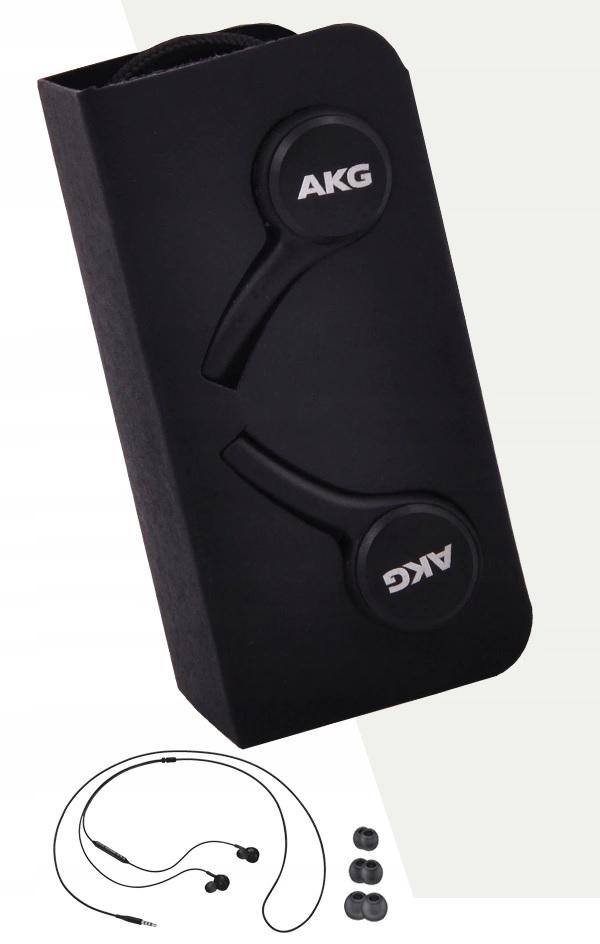 Zestaw słuchawkowy SAMSUNG AKG EO-IG955 Black BOX