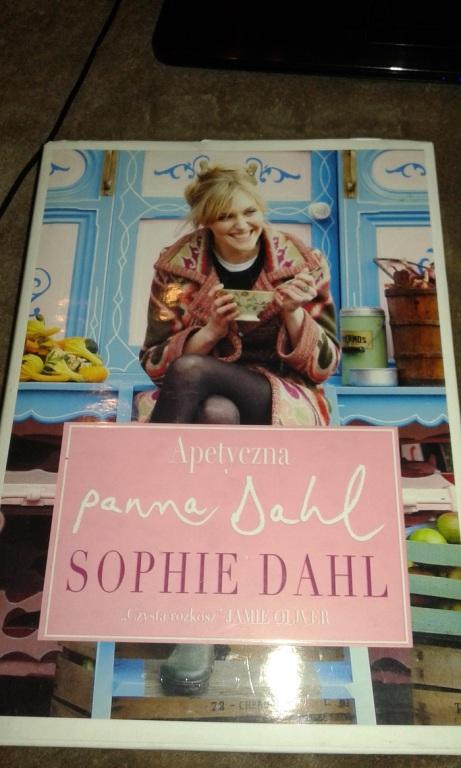 Apetyczna panna Dahl - Sophie Dahl NA KOTY