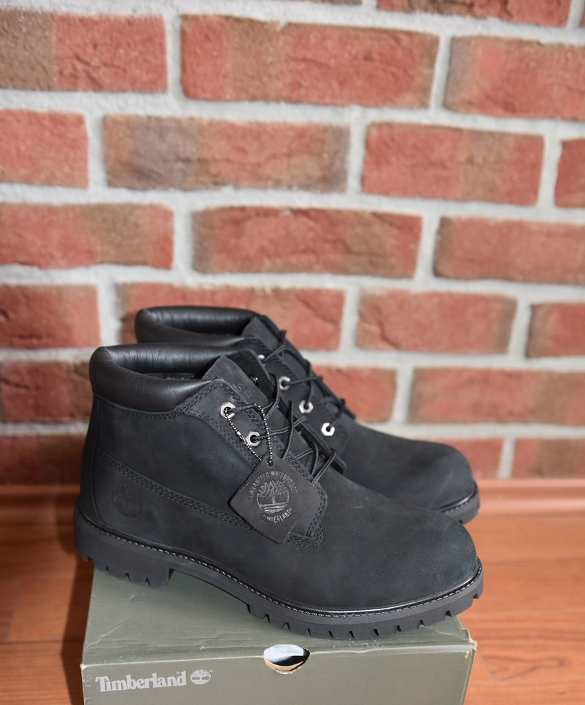 Jak nowe buty męskie trapery Timberland Premium niskie