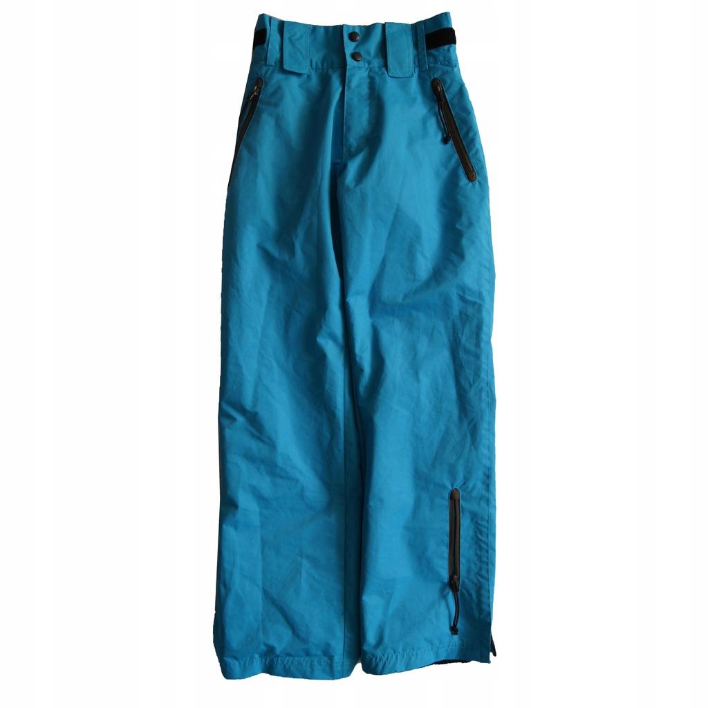 Ciepłe zimowe, narciarskie spodnie OUTBREAK r. 152