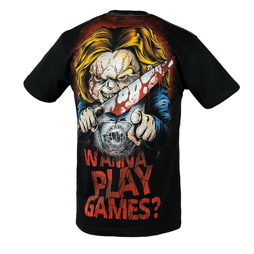 bluza pitbull wanna play games allegro