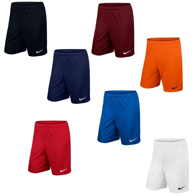 Spodenki piłkarskie Nike Park Junior r.M