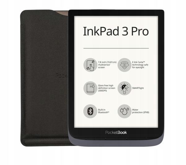 Czytnik E-booków Pocketbook InkPad 3 Pro + ETUI