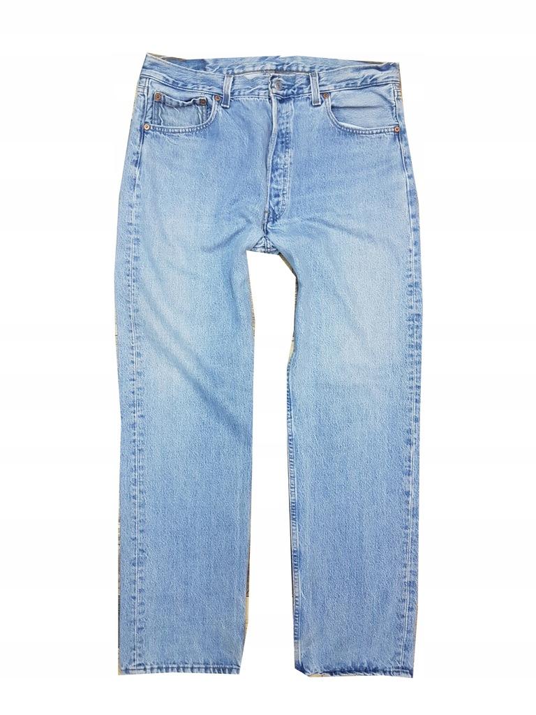 Levi's LEVIS 501 Spodnie Jeansy 36/32 Pas 91