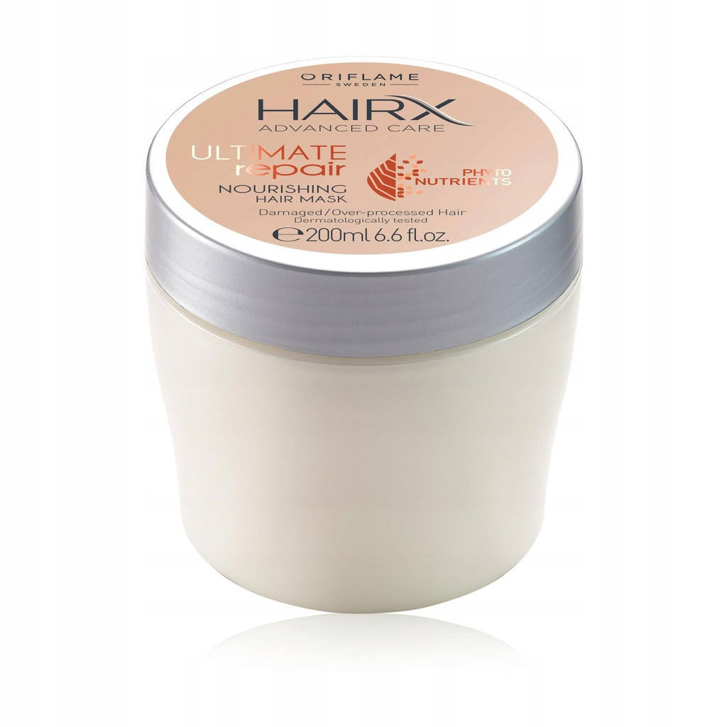 Maska do włosów HairX A Care Ultimate Repair 200ml