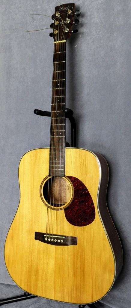 SZ= Gitara Cort Dove Tail Earth 100F + pokrowiec!