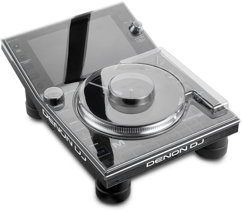 Decksaver Denon DJ Prime SC6000 & SC6000M Cove