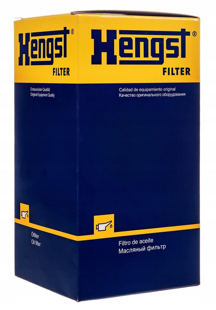 HENGST FILTR OLEJU H317W01 AUDI