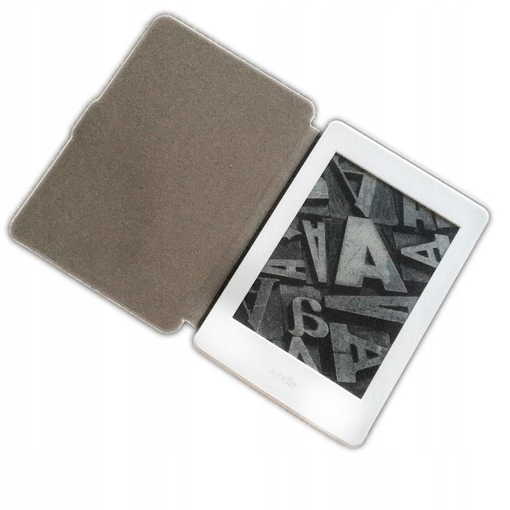 Czytnik Kindle Paperwhite 3, biały, jak nowy