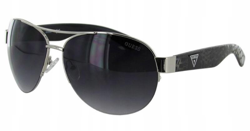 Okulary GUESS GF0288 oryginalne pilotki