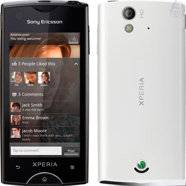 Sony Ericsson Xperia Ray St18i 4kolory Jak Nowy 8334620260 Oficjalne Archiwum Allegro