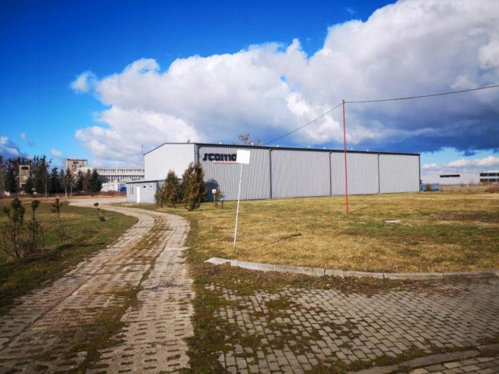 Komercyjne, Malbork, Malborski (pow.), 600 m²