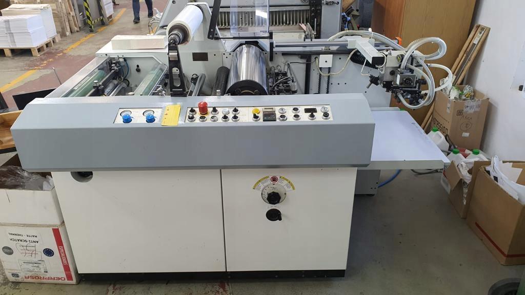 Foliarka laminator Automat Delta Plus prod. KOMFI
