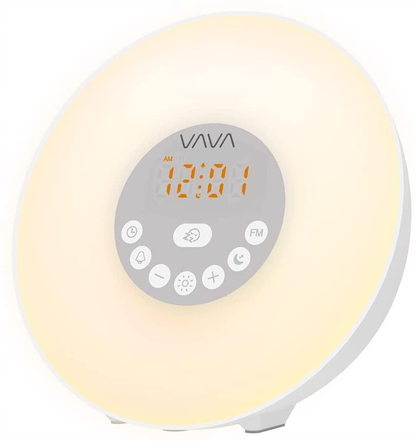 RADIOBUDZIK WAKEUP Symulator Wschodu Słońca FM LED