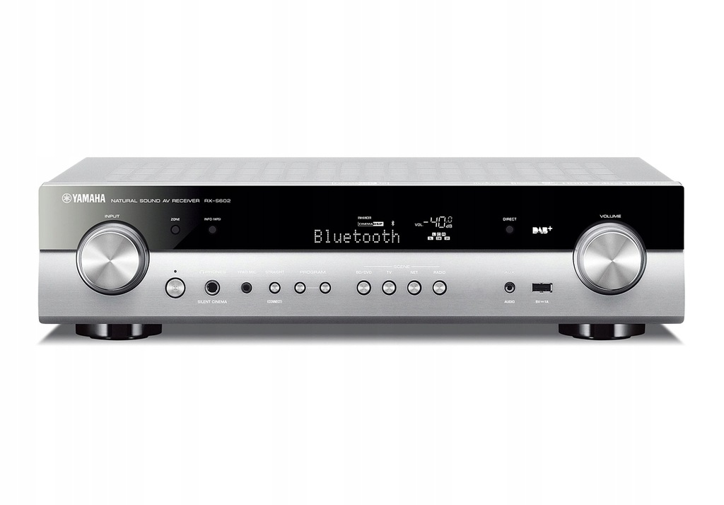 Yamaha RX-S602 Titan | amplituner A/V z MusicCast