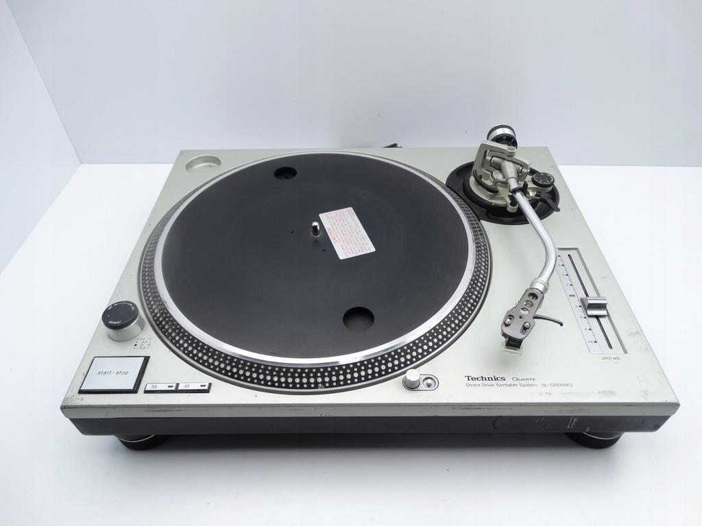Gramofon Technics SL-1200MK2 LOM95