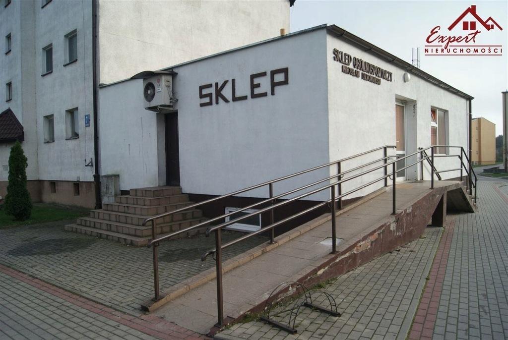 Dom, Biskupiec (gm.), Nowomiejski (pow.), 73 m²