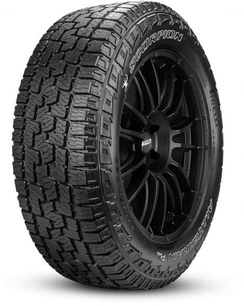 2x Scorpion All Terrain Plus 255/60R18 112H XL