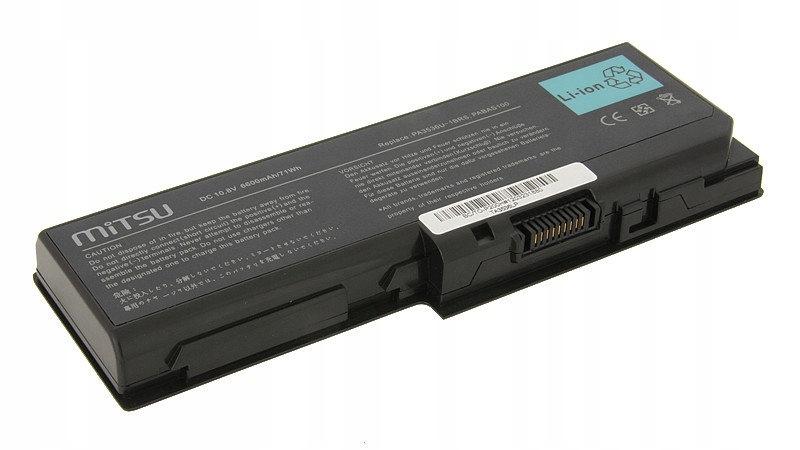 BATERIA DO TOSHIBA X200 GWARANCJA 12MC 6600MAH