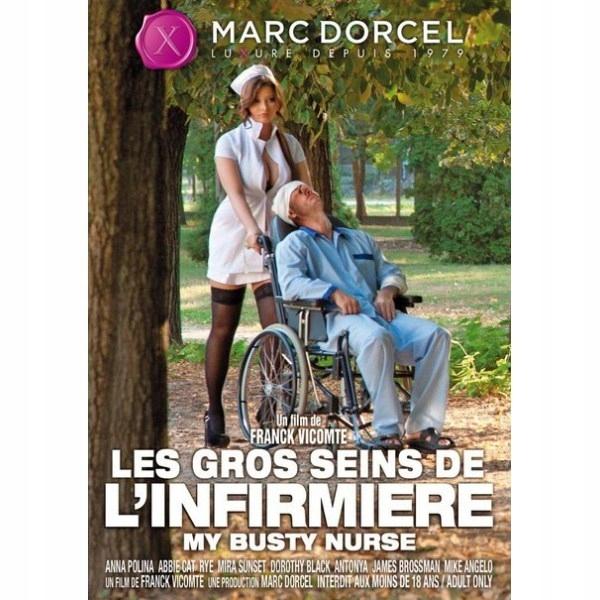 DVD Marc Dorcel - My Busty Nurse