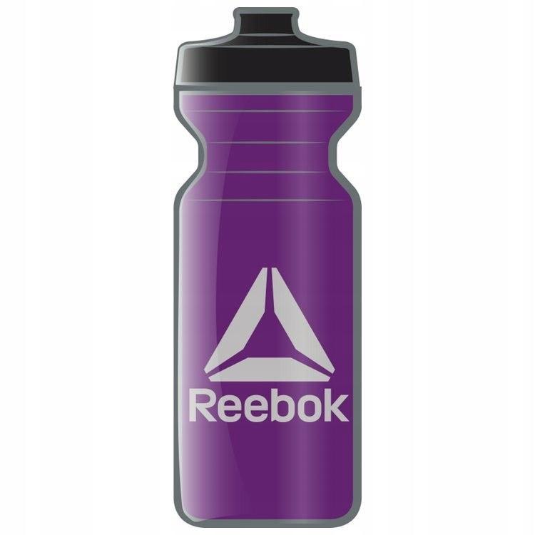 Bidon treningowy Reebok Foundation fioletowy 500ml
