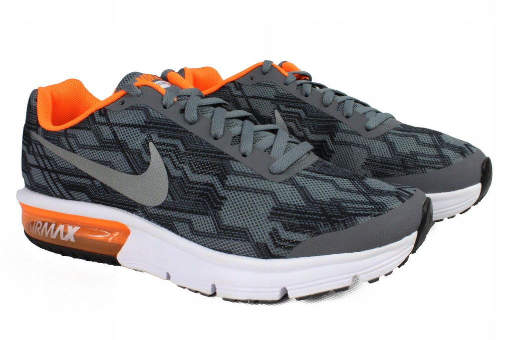 Buty dziecięce Nike Air Max Sequent Print GS LOW