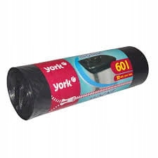 York Worki na śmieci Mocne 60l