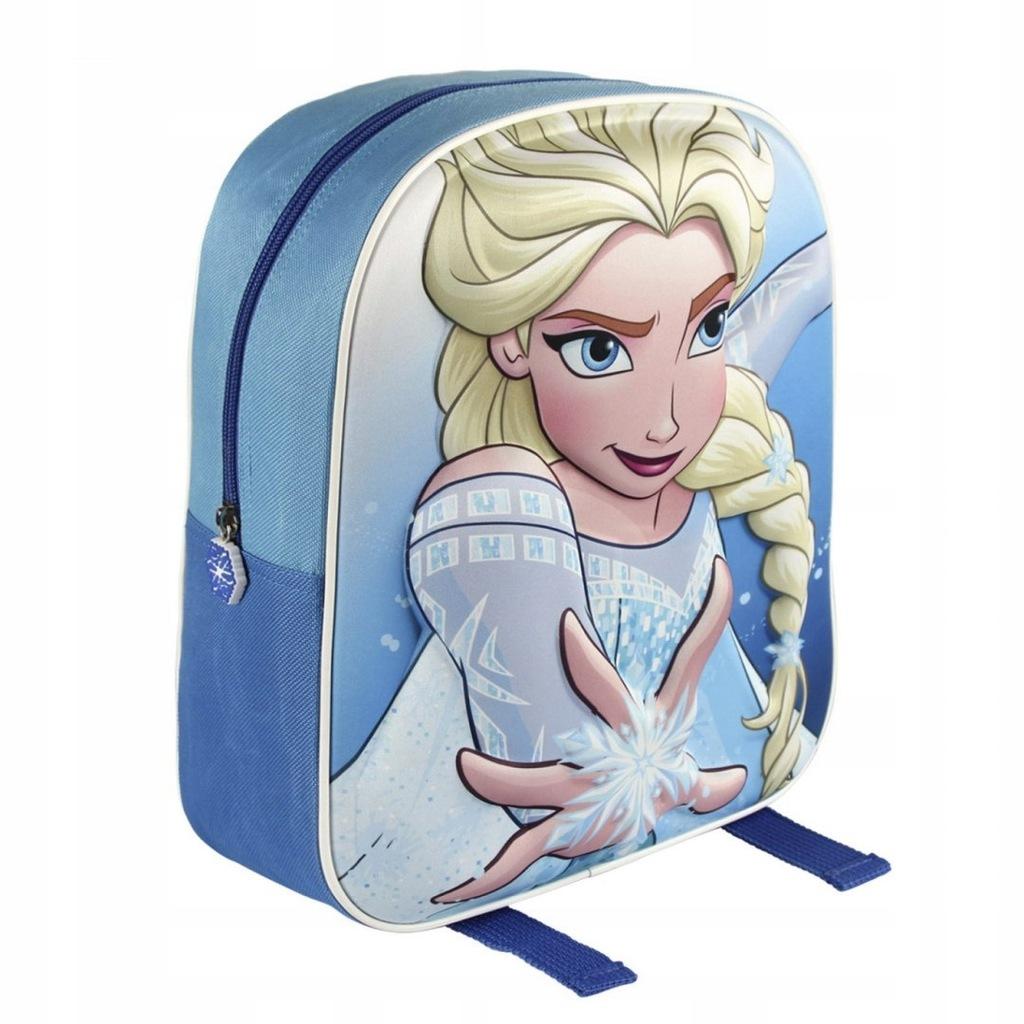 Plecak 3D Frozen - Kraina Lodu 31 cm