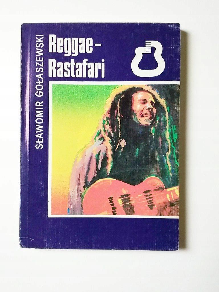 Reggae-Rastafari Sławomir Gołaszewski NOWY !!!