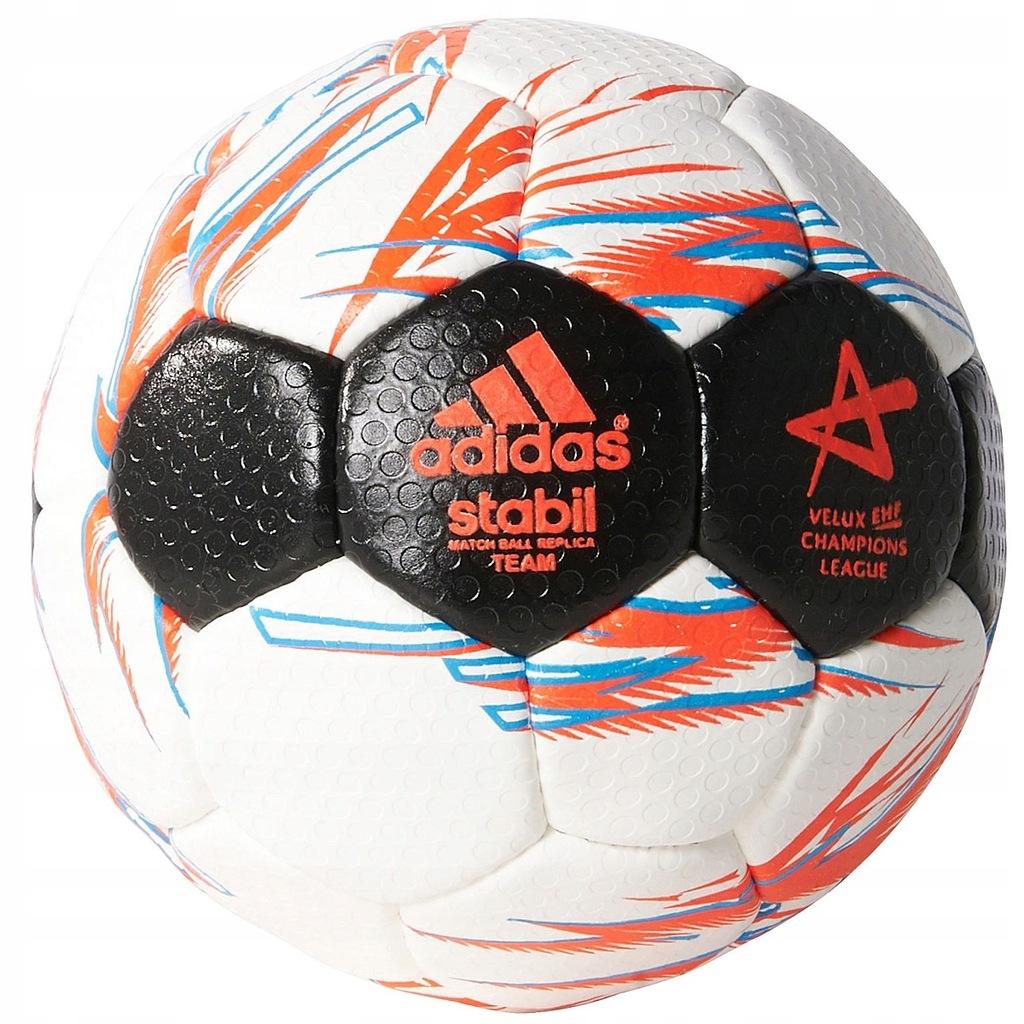PIŁKA RĘCZNA ADIDAS STABIL MATCH BALL REPLI TEAM 8