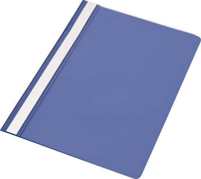 Skoroszyt A4 PP niebieski (10szt)