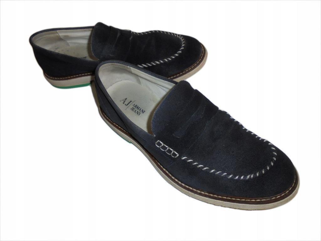 Buty firmy Armani Jeans. Rozmiar 42.