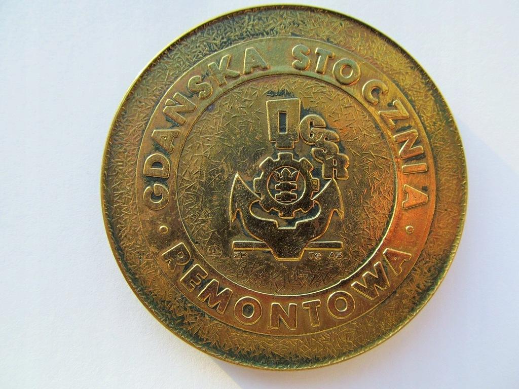 Medal Gdańska Stocznia Remontowa, Dok Pływający