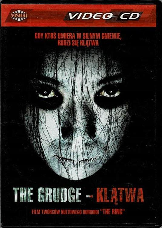 The Grudge Klątwa Takashi Shimizu VCD