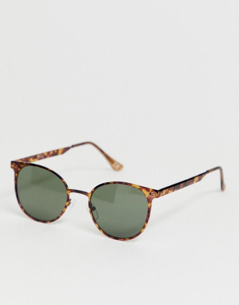 Czarne z Pantera Premiums Okulary Przeciwsłoneczne HIT 2020