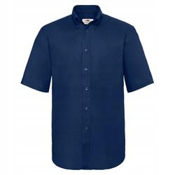 MĘSKA koszulka SHORT OXFORD FRUIT granatowy 2XL