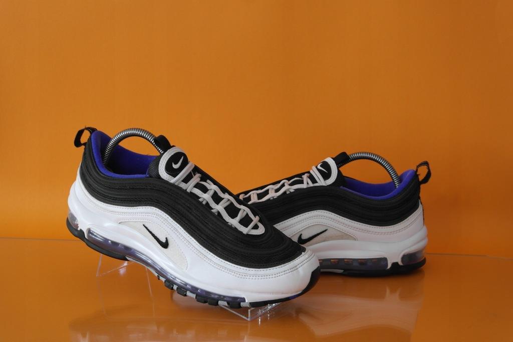 Nike Air Max 97 'Persian Violet' White & Black Exclusive