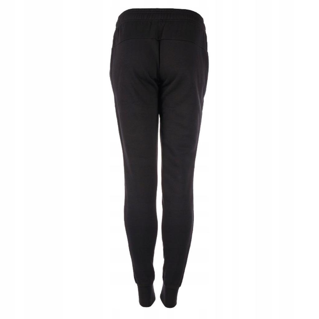 Spodnie dresowe damskie Essentials Linear Adidas (czarne 2